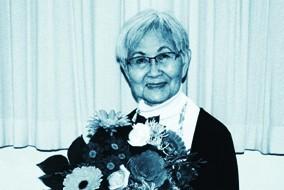 Mary Kitagawa Credit: Tosh Kitagawa