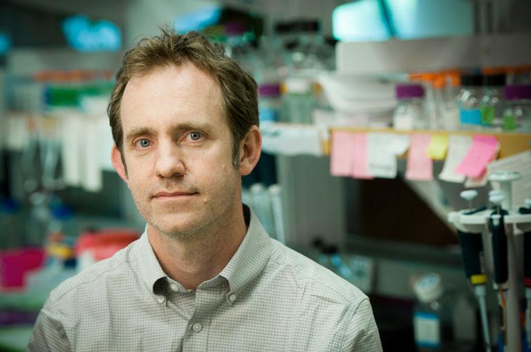 Prof. Matthew Farrer Credit: Martin Dee
