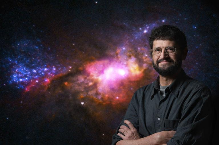 Dr. Gary Hinshaw Credit: Martin Dee