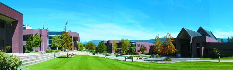 UBCO Courtyard