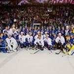 Thunderbirds Men's Ice Hockey Team Credit: Bob Frid